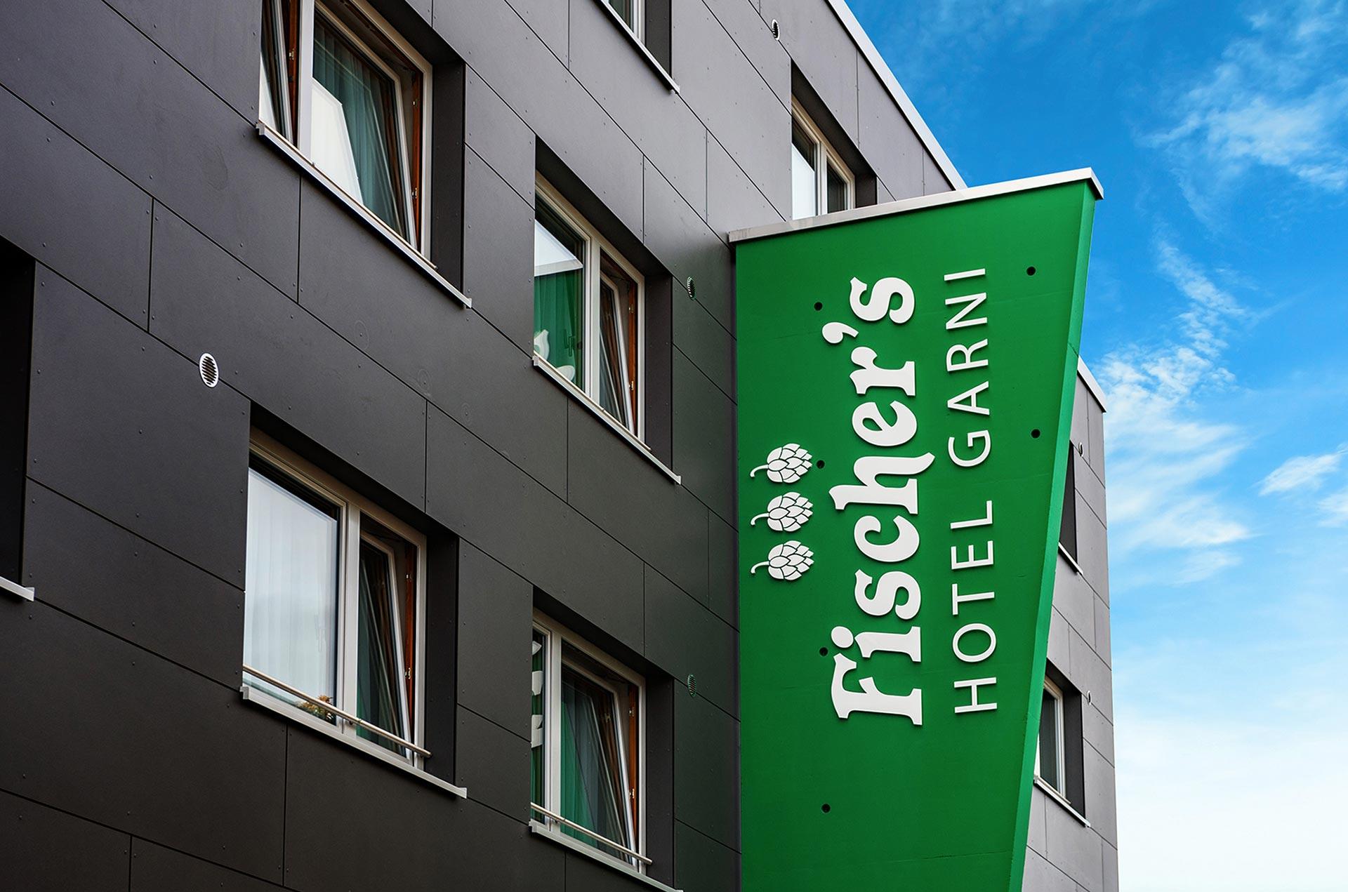 Fischers Hotel Garni